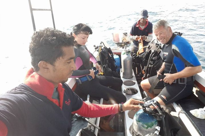 scuba diving in kalpitiya