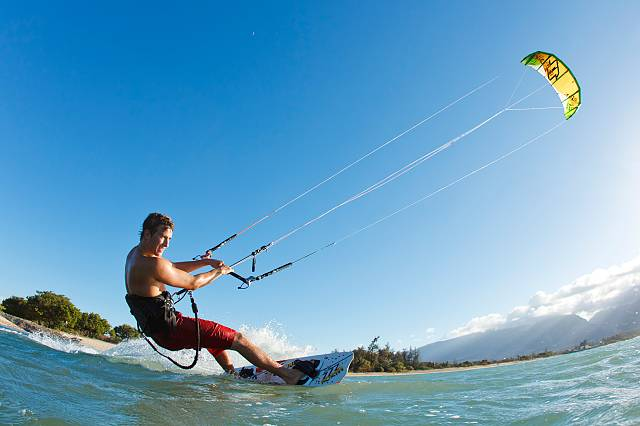 Image result for kitesurfing