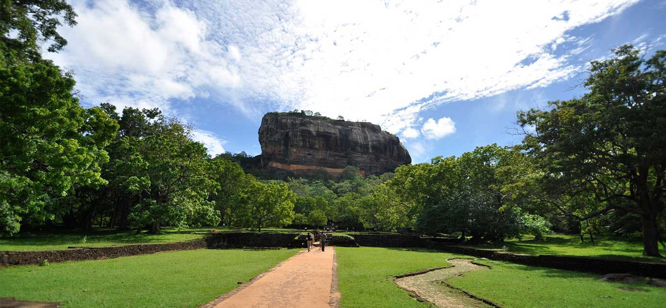Sigiriya Rock and Dambulla